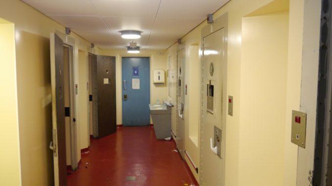 Bitterne Police Station Abandoned